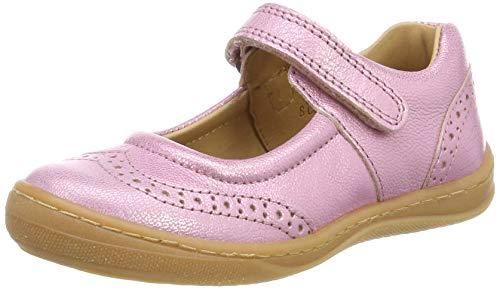 Bisgaard Mädchen 80701.119 Geschlossene Ballerinas, Pink (Bubblegum 4007), 27 EU