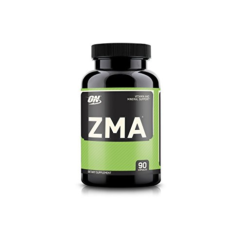 Optimum Nutrition Testostérone Booster ZMA 90 Capsules