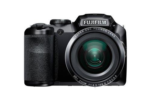 Fujifilm S6800 Advance Point and shoot Camera (Black)