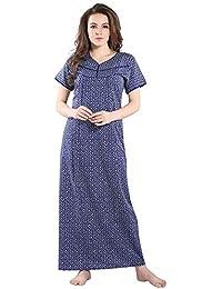2906148f821 Amazon.in  Sleep   Loungewear  Clothing   Accessories  Nighties ...