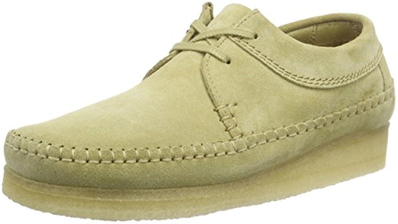 Clarks Originals Weaver Herren Sneakers  Billig und erschwinglich Im Verkauf