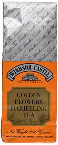 Windsor Castle Golden Flowery Darjeeling Tea, 250 g