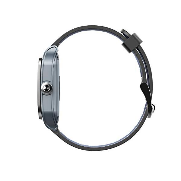 Leotec Smartwatch GPS Swim Swolf Gris 4