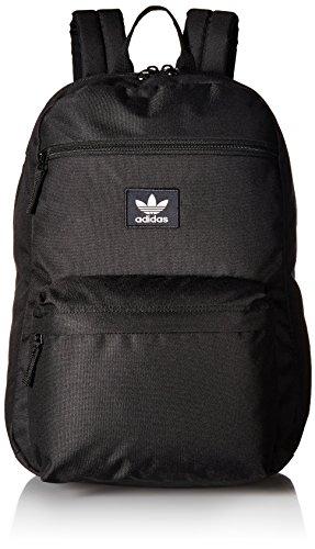 adidas Originals National Rucksack, Unisex, schwarz/weiß, Einheitsgröße Adidas Sling