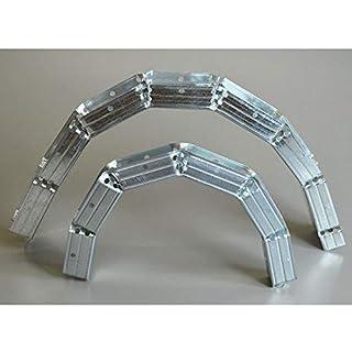 Profilo flessibile per soffitti curvi VERTEBRA mm 30 ml.3