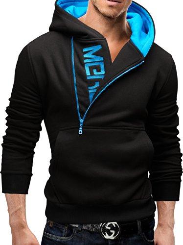 Merish-Felpa-con-Cappuccio-Uomo-Slim-Fit-Sweatshirt-08