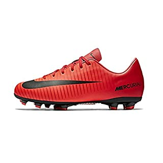 Nike Men's Altai GTX Footbal Shoes, Multicolor (University Red/Black-Bright Cr), 8 UK