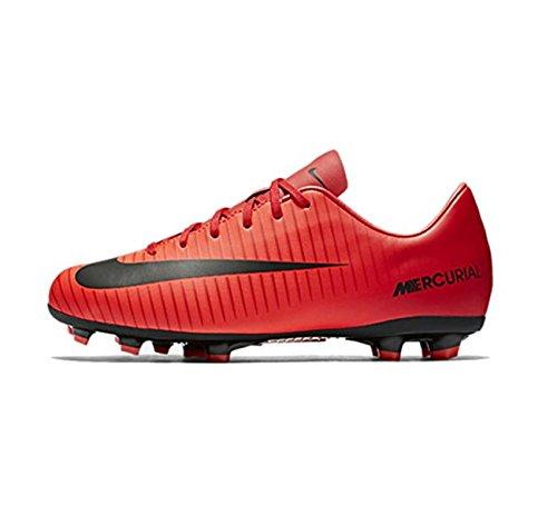 Nike Unisex-Erwachsene Mercurial Victory VI FG Sneaker, Mehrfarbig (Indigo 001), 38 EU (Damen-fußballschuh Mercurial)