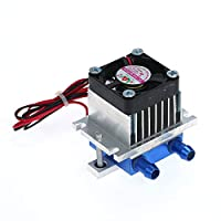 Andoer 12V Electronic Semiconductor Thermoelectric Cooler Peltier Refrigeration Cooler Fan System