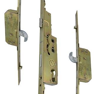 Avocet Multipoint Door Locks - 2 Hook, 2 Roller, Latch & Deadbolt (Version 1) Gold
