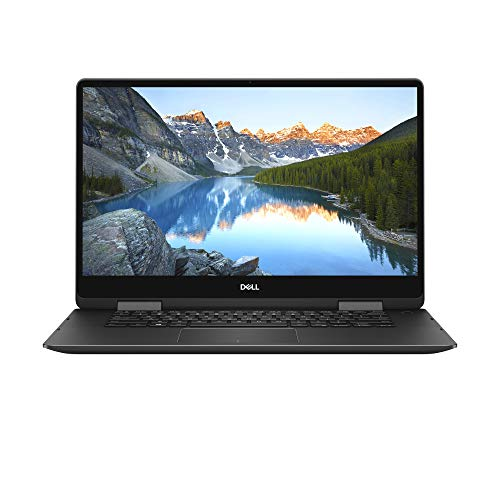 DELL Inspiron 7586 i7 15/6 inch IPS SSD Convertible Black