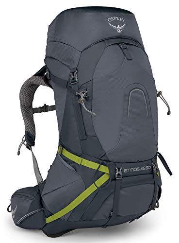 Osprey Atmos AG Trekkingrucksack für Männer - Abyss Grey (LG)