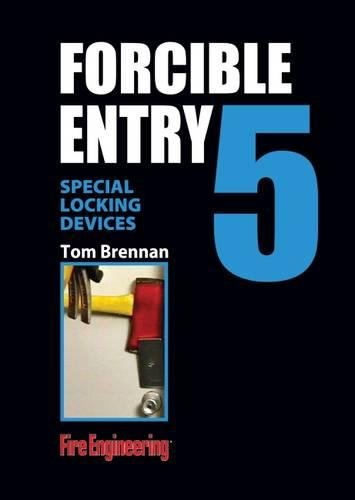 Special Locking Devices: Guard Plates, Locks, Bolts, and Bars (Forcible Entry, Band 5) Band-service Plate