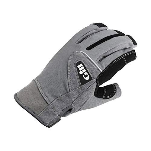 crazy4sailing Amara Kunstleder Segelhandschuhe Offshore 2 Finger-frei Segeln Bekleidung Handschuhe