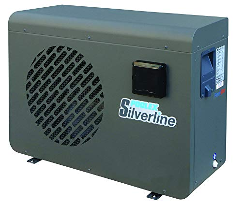 Pompe à chaleur de piscine POOLEX Silverline 12kW (2019) pour les bassins de 45 à 65m3