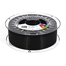 SmartFil 3D Filament ABS Black 1.75 mm 0.75 kg Black
