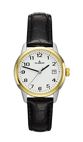 Dugena Women's Quartz Watch 4308727 with Leather Strap