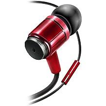 GoGroove Auriculares Intrauriculares Reforzados / Cascos In Ear Fitness Deporte con Micrófono para Manos Libres - Para Xiaomi Redmi Pro Plus Motorola Moto G LG Nexus 5X Moto G4 iPhone 6 Plus 7 y más