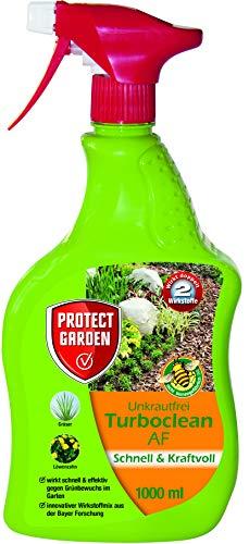 PROTECT GARDEN Turboclean Unkrautfrei AF (ehem. Bayer Garten), anwendungsfertiger Unkrautvernichter, 1 Liter