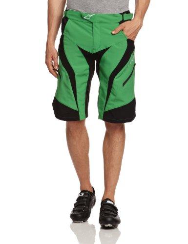 Alpinestars Bike Shorts Drop Shorts bright men green/white (Größe: 30)