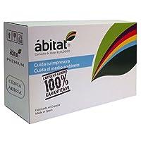 toner çevre dostu Ábitat Premium kalite HP LaserJet CE285A Siyah (2.100folyo.)