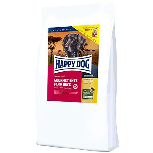 Happy Dog 12,5 kg Supreme Sensible Gourmet-Ente - Farm Duck- die Alternative zu Africa