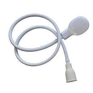 LUFA Spray Portable Pet Wand Pro Protège-douche pour chien pour utilisation à l'intérieur et à l'extérieur Shampoo Sprayer Handheld Shower