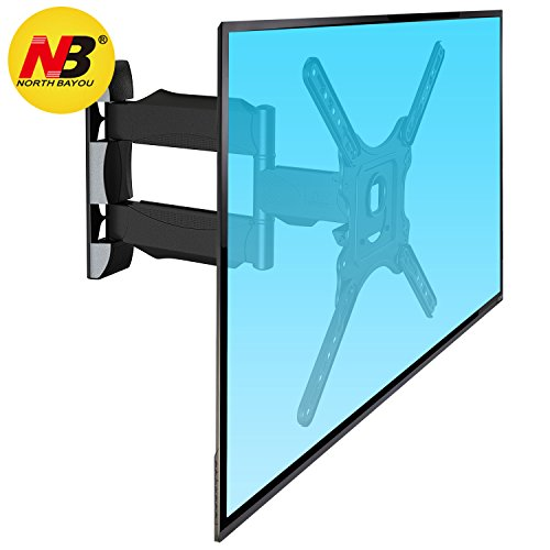 """NB DF400 - Support mural universel orientable robuste pour TV LCD LED 81-132 cm (32"""" - 52"""") jusqu"""