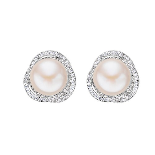 ever-faithr-925-sterling-silver-cz-9mm-aaa-freshwater-cultured-pearl-elgant-rose-flower-stud-earring