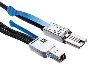 HP 716191-B21 Câble Mini SAS HD vers Mini SAS 2 m