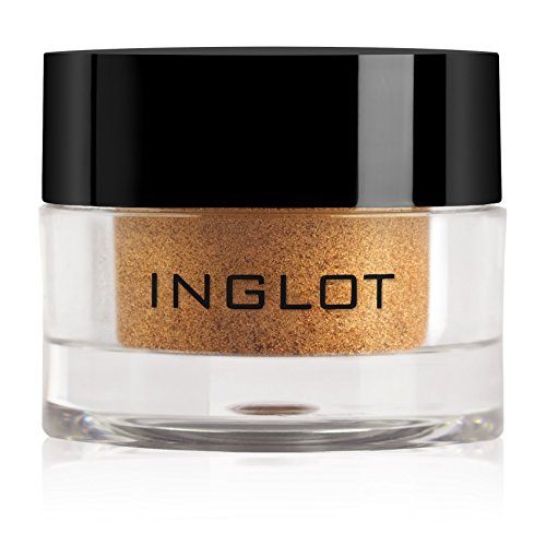 Inglot Body Powder Pearl pigmentée | Stark Poudre pigmentées permet Parfait application/donne le corps Tons Couvrance/forte/effet nourrissante Intense grâce éponge Huile de citrouille