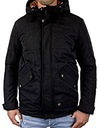 c4a79ed9000f9a JACK   JONES Herren Short Parka Winterjacke Kapuze Regular Fit