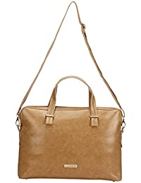 Caprese Women's Satchel (Tan)