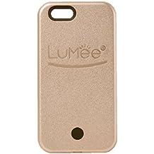 LuMee IP6-RG - Carcasa para Apple iPhone 6, con LED en los lados