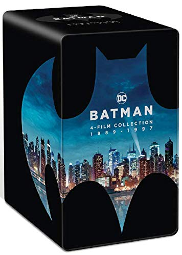 Batman - 4 films collection 1989-1997 [4K Ultra HD + Blu-ray]