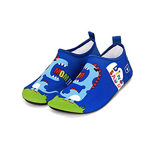 Bwiv Zapatos de Agua Niños Bebes Natación Zapatos de Niños Escarpines Descalzos Calcetines Ligero...