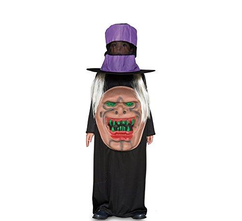 Hut Kostüm Monster - Fyasa 706513-t03Monster mit Hut Fancy Kleid Kostüm, Mittel