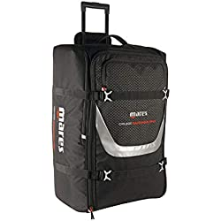 Mares Cruise Backpack Pro 128 LT Trolley Bag Adulte Unisexe, Noir, Une Taille