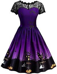 Amazon.it  Costumi da Strega per Halloween  Abbigliamento 2e3794e1fb6
