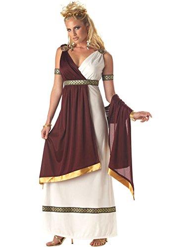 (Generique - Römische Kaiserin Kostüm für Damen M)
