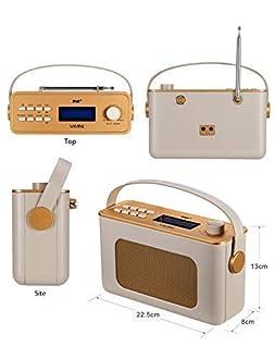 Retro Radio Bild