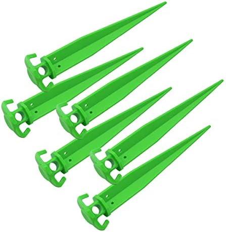 Grips - Set di 6 picchetti da 27,9 27,9 27,9 cm | Colori vivaci  | Il Più Economico  | Imballaggio elegante e robusto  | Alta sicurezza  | Nuova voce  | Buona reputazione a livello mondiale  8502c4