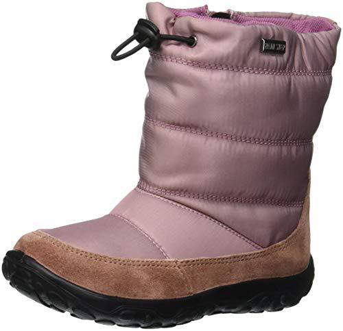 Naturino Baby Mädchen POZNURR Stiefel, Pink (Rosa Antico 0m01), 25 EU