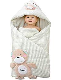 CLLCR Saco de Dormir - Saco de Dormir Cálido para el Invierno del Bebé /Colcha
