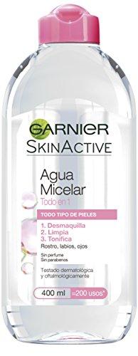 Garnier Agua Micelar todo en 1-400 ml