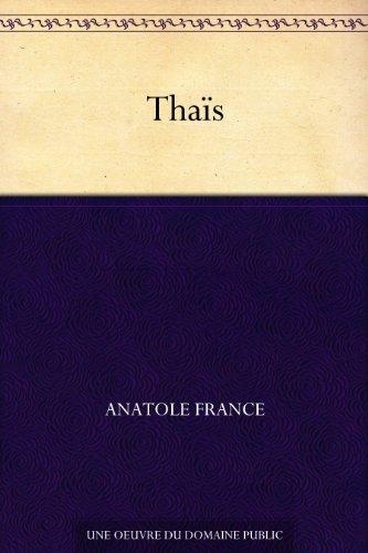 Couverture du livre Thaïs