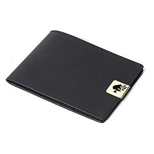 Jade Spade Leather Men's Wallet