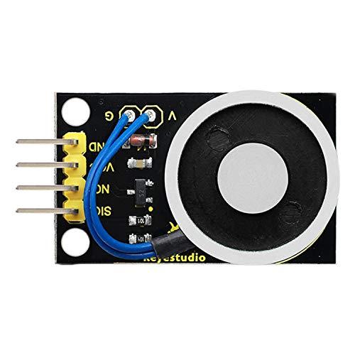 KEYESTUDIO Elektromagnet Modul schwarz und umweltfreundlich für Arduino MEGA2560 R3 DIY Projekte