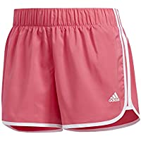 quality design 258c4 a53c0 adidas – Pantaloncini da Corsa M10, Cavallo 7,6 cm, Donna, Cd3223realpink