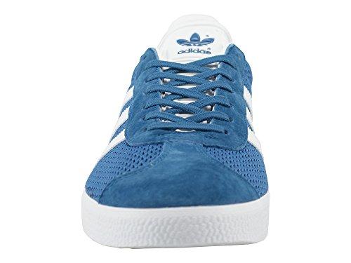 adidas Gazelle, Sneakers Basses Homme Bleu (Corblu/ftwwht/corblu)